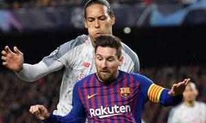 Sau tất cả, Messi nói 4 lời thật lòng về Van Dijk, Alisson, Salah và Mane