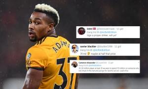 CĐV Liverpool: 'Cái tên ấy chẳng đáng giá 70 triệu bảng, hãy dồn tiền mua Sancho!'