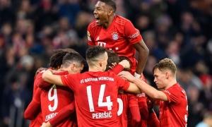 'Phá đảo' TTCN, Bayern quyết nâng cấp 4 vị trí trong đội hình