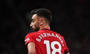 'Tôi sẽ không đến Man Utd vì Bruno Fernandes đã lấy mất chiếc áo số 18'