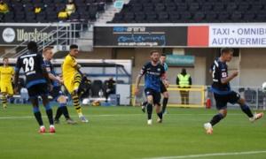 """Sancho thay Haaland sắm vai """"vì sao tinh tú"""", Dortmund tạo cuộc thảm sát 6-1"""