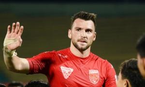 Báo Indonesia choáng ngợp trước phong độ chói sáng của 'hàng thải V-League'