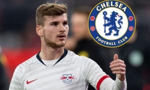 Có Werner kèm 'Baines 2.0', Chelsea sẽ hoàn thiện 'siêu đội hình'?