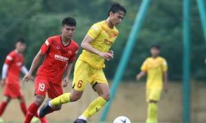 Sao Việt kiều U22 Việt Nam dính chấn thương ở ngày thứ 2 lên tuyển