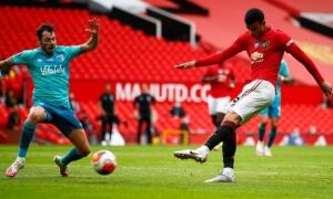 Thăng hoa tột đỉnh, Man Utd trút 'cơn mưa bàn thắng' vào lưới Bournemouth