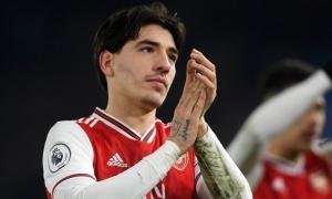 """Tưởng thưởng cho siêu phẩm, Arsenal đẩy đi """"ma tốc độ"""" cánh phải cho 3 gã khổng lồ"""
