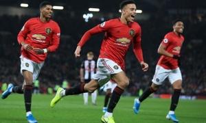 10 thống kê cho thấy Man Utd đang sở hữu hàng công 'đáng sợ'