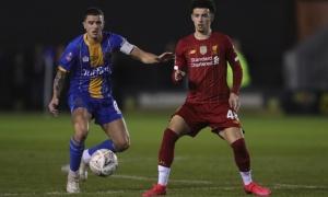 Fan Liverpool: 'Có thêm thời gian, cậu ấy tốt hơn cả Pogba'