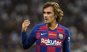 Thay Griezmann, Barca quyết giật mục tiêu của M.U, Arsenal