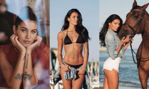 Ngắm hoa hậu Ý Carolina Stramare - Người tình tin đồn của cậu cả nhà Maldini