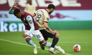 5 điểm nhấn sau trận Aston 0-3 Man Utd: May mắn và kỷ lục