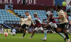 Fernandes xoay compa siêu đẳng, M.U hành hạ Aston Villa 3 bàn không gỡ