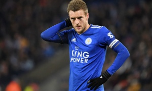 """Tìm đối tác cho Jamie Vardy, Leicester đưa """"bom xịt"""" của Real vào tầm ngắm"""