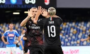 Ibrahimovic cạn lời với 2 sai lầm của 'tiểu Buffon'