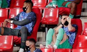 Real thắng nhọc, Gareth Bale lại bày trò gây phẫn nộ