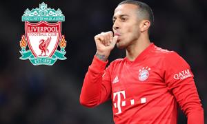 Bayern chốt giá, đẩy Liverpool vào thế cùng cực ở thương vụ Thiago