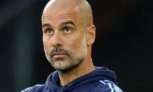 Pep Guardiola: 'Cậu ấy đã quyết định chia tay Man City'