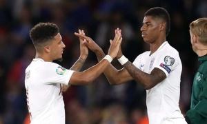 Man Utd và đội hình toàn Anh 'cực chất' nếu mua được Jadon Sancho