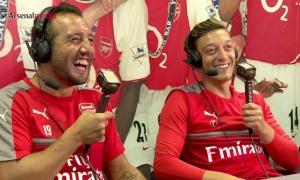 Santi Cazorla và những khoảnh khắc khó quên với Arsenal