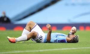 Man City đón hung tin trước thềm Tứ kết Champions League