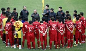 CHÍNH THỨC: HLV Park Hang-seo triệu tập 36 cầu thủ cho ĐT Việt Nam