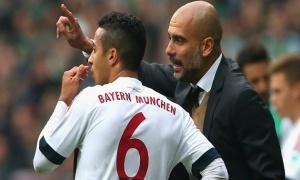 Pep Guardiola muốn tái hợp trò cũ, Liverpool sắp mất ngôi sao vào tay Man City?