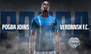 Paul Pogba thông báo gia nhập câu lạc bộ mới