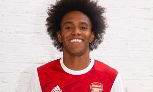 So sánh chỉ số của Willian với các tiền đạo Arsenal mùa 2019-20