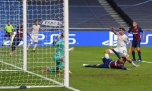 TRỰC TIẾP Barcelona 1-4 Bayern Munich: Muller lập cú đúp!