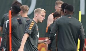 Man Utd ra quân tại EPL: Nghi vấn De Gea; Tuyến giữa 'hủy diệt'?
