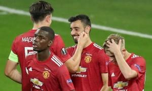 Tân binh lộ diện, Man Utd ra sân với đội hình nào đấu Palace?