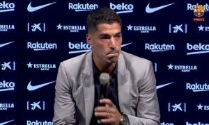 Đẩy đi Suarez, Barca trở lại với kế hoạch nổ bom tấn
