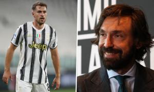 Ra quân hoành tráng, sao Juventus nịnh Pirlo
