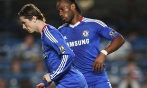 Đôi hình kết hợp Liverpool - Chelsea của Torres: Kẻ bị hack Facebook, cái tên khó hiểu