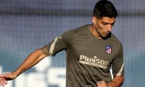 Thử thách đầu tiên cho Suarez tại Atletico: Vượt mặt Griezmann?