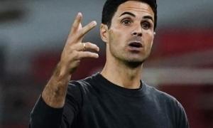 Thua trận, Arteta tâm phục khẩu phục 2 sao Liverpool
