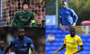 Edouard Mendy và những cầu thủ từng khoác áo Chelsea, Rennes