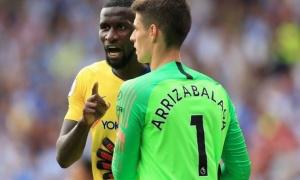Chelsea mua Mendy, Lampard tiết lộ phản ứng của Kepa
