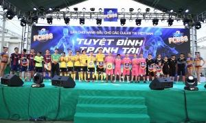 Tuyệt Đỉnh Tranh Tài – Ngày hội bóng đá của Cules Việt Nam