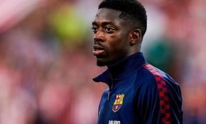 Báo Pháp phủ nhận tin đồn M.U đang đàm phán với Barca