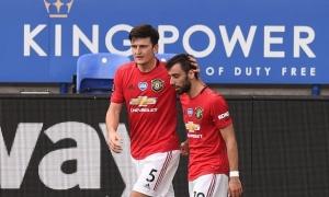 CHÍNH THỨC! Man Utd công bố đội trưởng mới trận gặp PSG