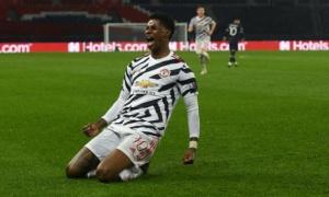 'Hạ sát' PSG, Rashford vẫn chưa hài lòng về Man Utd