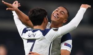 Tân binh ra mắt ấn tượng, Mourinho tìm được 'người chia lửa' cho Harry Kane