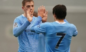 NHM Man City đề xuất: 'Cậu ta hay hơn Sterling, hãy cho cậu ta cơ hội'