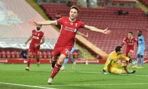 Klopp tung 2 lá bài tẩy, Liverpool chính thức dẫn đầu BXH Premier League