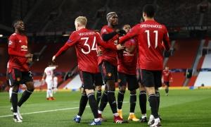 Đấu Basaksehir, Man Utd ra sân với đội hình nào?