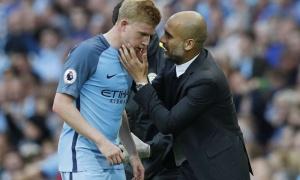 """Không phải Messi, De Bruyne chỉ ra """"đối tác"""" muốn Man City chiêu mộ"""
