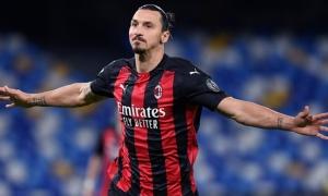 XONG! Ibrahimovic đem 'thử thách' cực đại đến cho AC Milan