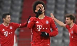 Tân binh dính thẻ đỏ, Bayern vẫn lạnh lùng chốt hạ vé sớm