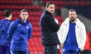 Frank Lampard đang đưa hình ảnh Chelsea-Conte quay trở lại?